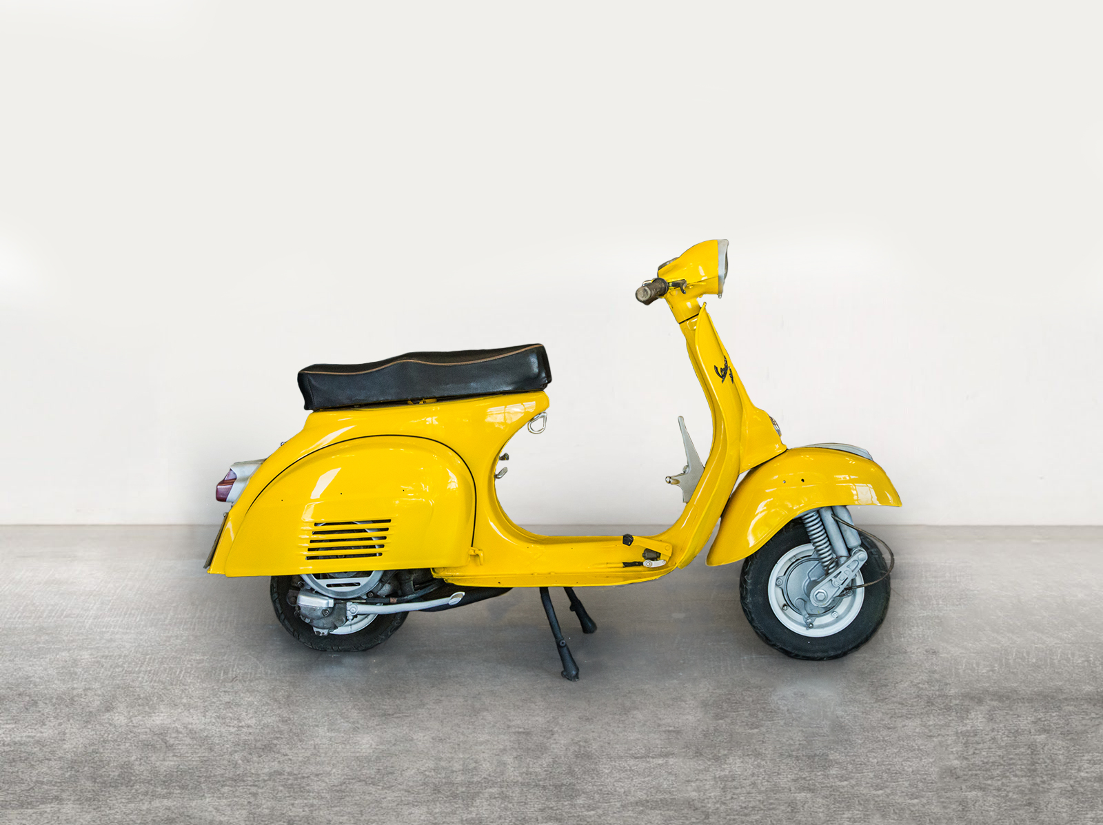 All New Vespa Scooter