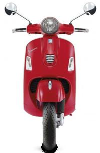 Vespa GT125