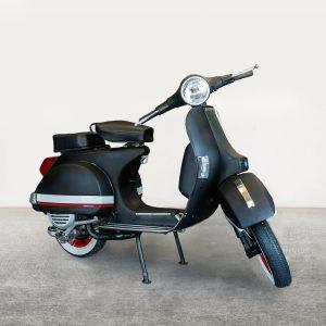 Vespa 1979 P150X - Black