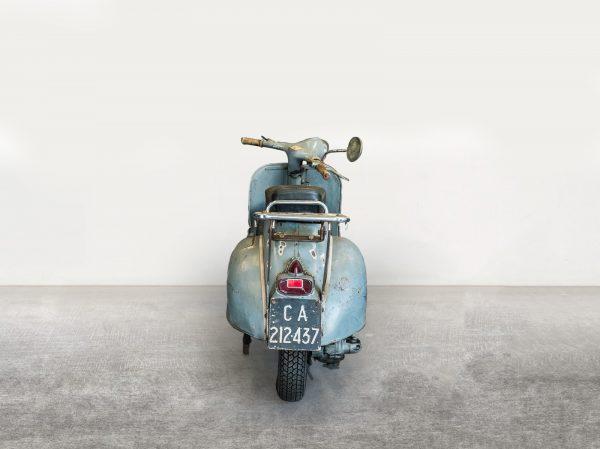 Vespa 1959 VBB 150 Light Blue
