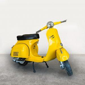 1959 VBB 150 yellow