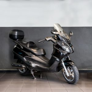 Vespa X9 500 - Black