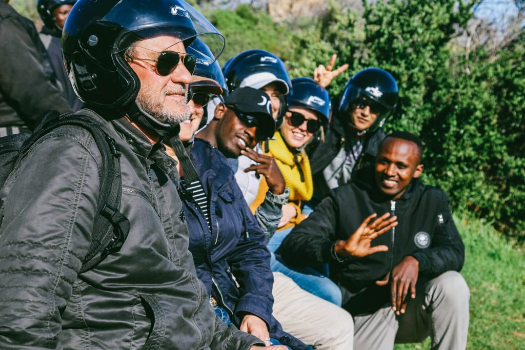 Cape Town Vespa Rentals - Vespa Food & Culture experience