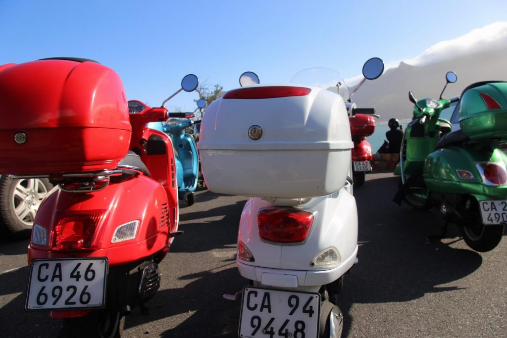 Vespa Wine and Dine Experience