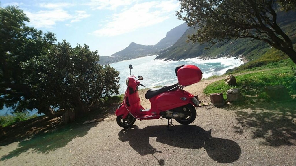Cape Town Vespa Rentals