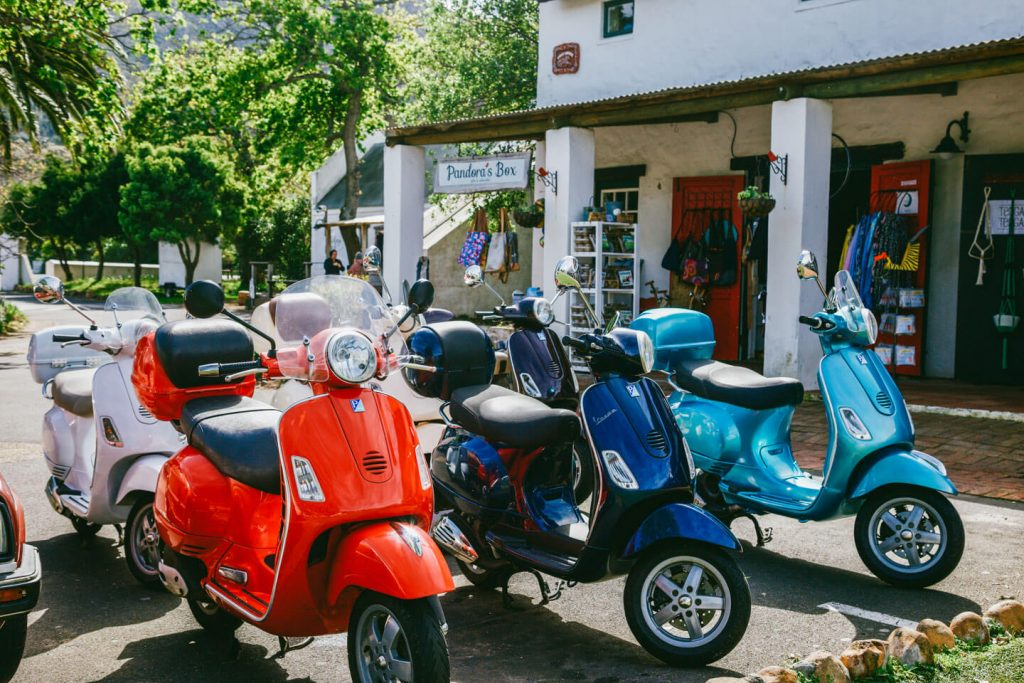 Cape of Good Hope Vespa Experience
